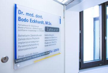 Leistungen von Dr. Bodo Eckhardt - Ihr Zahnarzt in Heidelberg